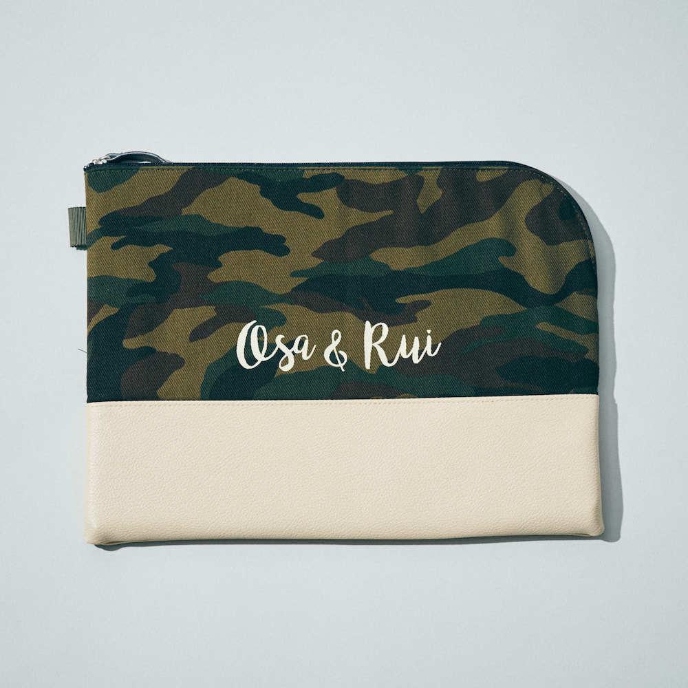 「Osa & Rui」ポーチセット (遼生類ver.)